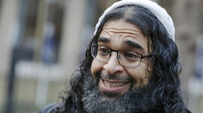 Aamer spent 14 years in the US detention camp Guantanamo Bay [File: Luke MacGregor/Reuters]