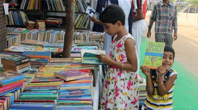 India: For the love of second-hand books