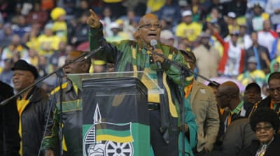 Jacob Zuma calls for ANC unity, admits mistakes