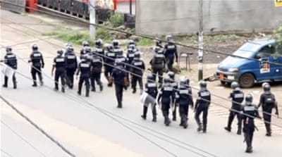 Protests in Anglophone Cameroon turn deadly
