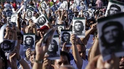 Che Guevara remembered 50 years after his execution