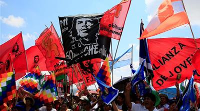 Bolivians honour Che Guevara 50 years after execution