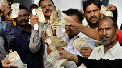 Demonetisation: Modi's cash gamble that divided India