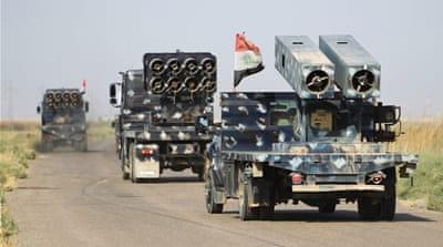 Iraqi, Kurd forces in Kirkuk standoff as tensions rise