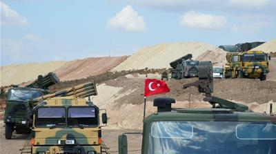 Turkish official rebuffs call for Idlib troop pullout