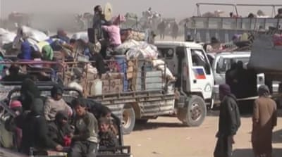 Evacuation ends as ISIL defeat in Syria's Raqqa nears