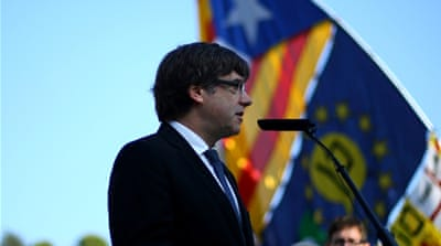 Catalan leader refuses to clarify independence stance