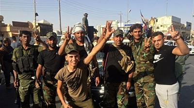 Iraq's reconquest of Kirkuk checks Kurdish secession