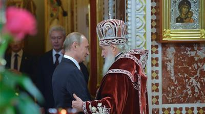Russia: The Orthodox connection