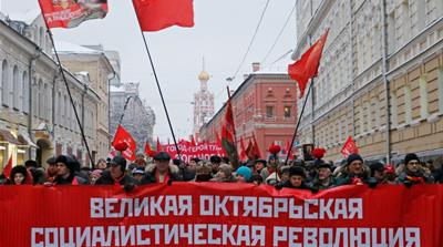 The failed dream of a Russian revolution
