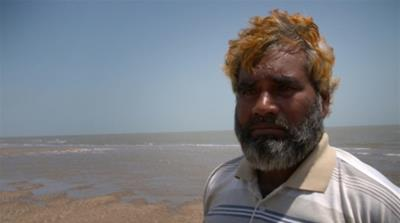 Local fishermen in the Indian town of Mundra have experience with Adani and say fish stocks have plummeted since the company built a coal power plant and port nearby. [Al Jazeera]