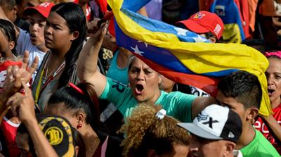 Venezuela opposition 'faces divisions' after elections