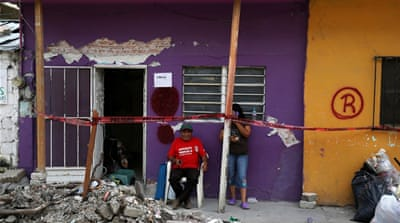 Jojutla struggles a month after deadly Mexico quake