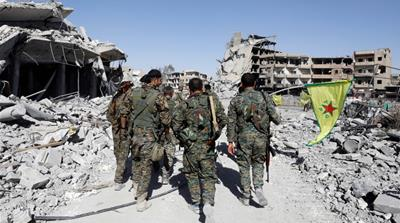 Who will pay for the reconstruction of Raqqa?