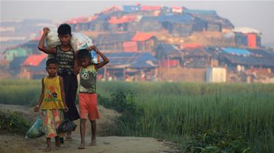Rohingya children need support, normality and education