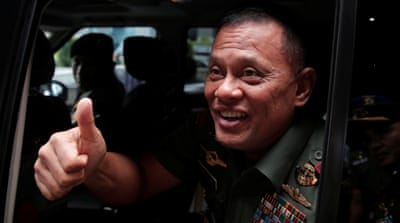 Indonesia urges explanation as general denied US entry