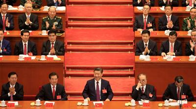 What happened to the Chinese Communist Party under Xi?