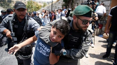 Palestinian minors arrested by Israel 'suffer abuse'
