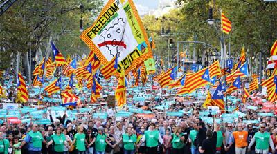 Article 155 will eliminate full democracy in Catalonia