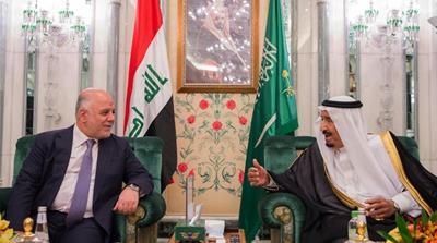 Renewed Saudi-Iraq ties 'to rival Iran's influence'