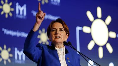 Ex-Turkish minister Meral Aksener launches new party