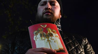 The rise of Russia's 'violence-prone alt-right'