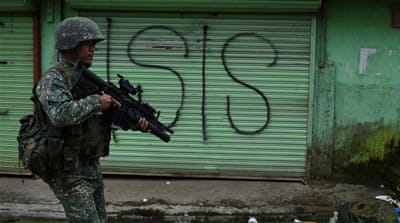 What happened in Marawi?