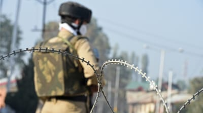 Deadly clashes as fighters storm army base in Kashmir