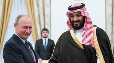 Decoding King Salman's visit to Moscow