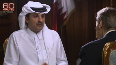 Qatari emir: Our sovereignty is a red line