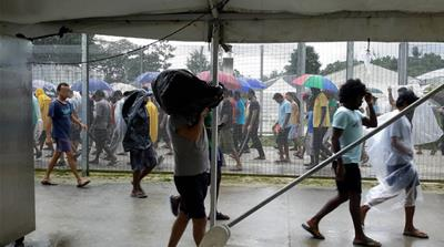 Refugees in limbo as Manus detention centre shuts