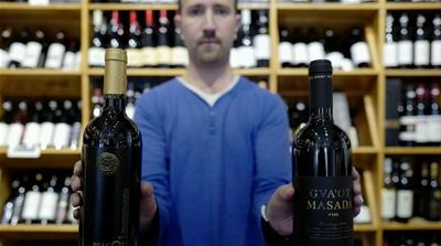 Canadian sues over wines labelled 'Product of Israel'
