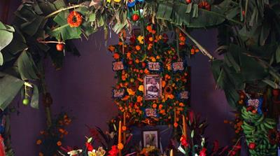 Day of the Dead: Juchitan remembers earthquake victims