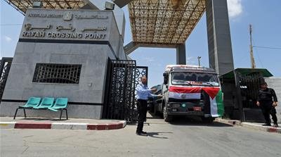 Hamas hands over Gaza border crossings to PA
