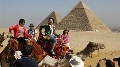 Egypt: Made in China