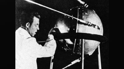 The Legacy of Sputnik, the first satellite
