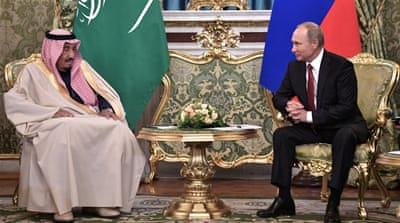 Is the oil price war between Saudi Arabia and Russia ending?