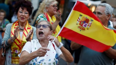 Spain braces for more protests in Catalonia crisis