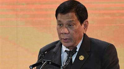 Rodrigo Duterte: War with N Korea would 'end humanity'
