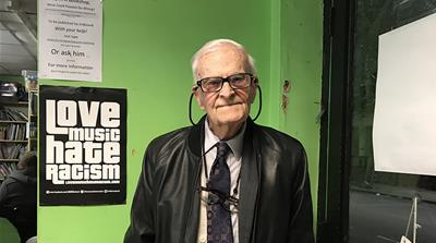 Harry Leslie Smith, 94, on Trump, refugees and poverty