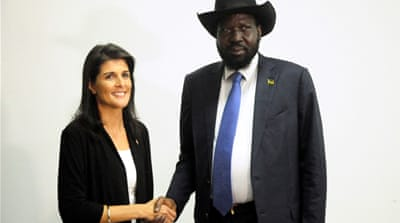Kiir's government using food as war weapon, UN reports
