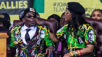 Is Zimbabwe set for a Mugabe dynasty with Grace as VP?