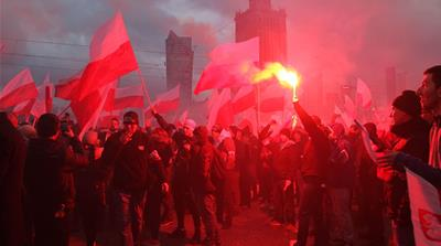 Why 60,000 people joined a nationalist march in Poland