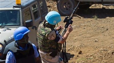UN peacekeeping arms losses could equip an army: report