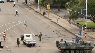 In Harare, uncertainty and optimism after army takeover