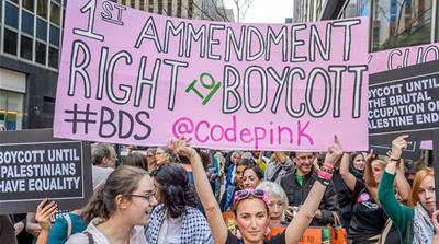 Why does Israel fear the BDS movement so much?