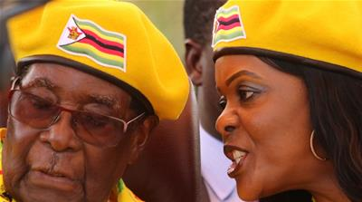 Mugabe: Between the wife and the loyal lieutenant
