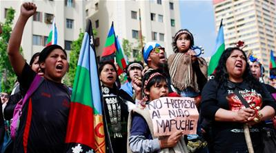 Mapuche conflict: 'People feel danger every day'