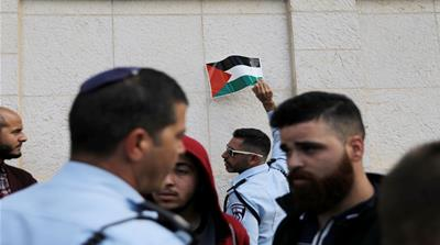 Palestinians speak out on anniversary of Resolution 242