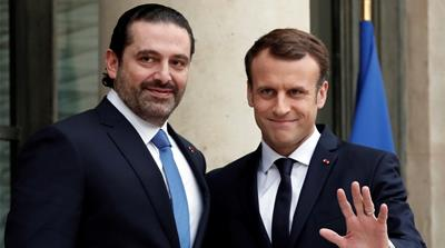 Saad Hariri will be in Lebanon 'by Wednesday'
